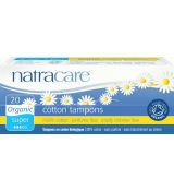 Natracare bio-tampóny SUPER 20 ks